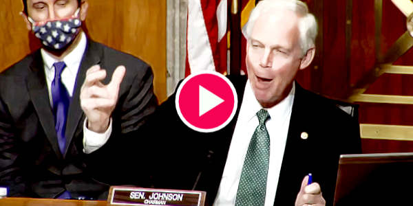 Senate Committee holds a hearing on The Case Study of Crossfire Hurricane…