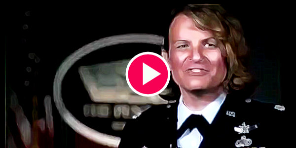 The US Military Released Video Of A Trans Lieutenant Colonel To Prove How WOKE We Will Be When America Is Invaded…