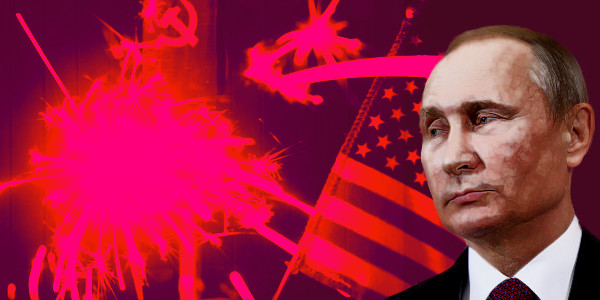 """Putin: The US Is """"Walking The Soviet Union's Path And Its Gait, Is Confident, and Steady""""…"""