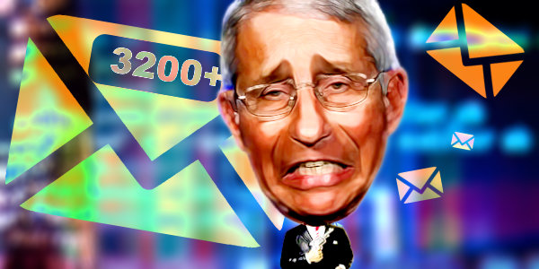 Fauci Emails: 3200+ Pages of Emails Released…