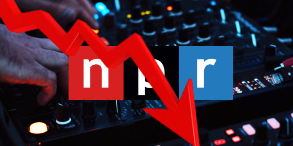 NPR Radio ratings collapse and lose roughly a quarter of their audience as the coronavirus pandemic kept many Americans from commuting to work and school…