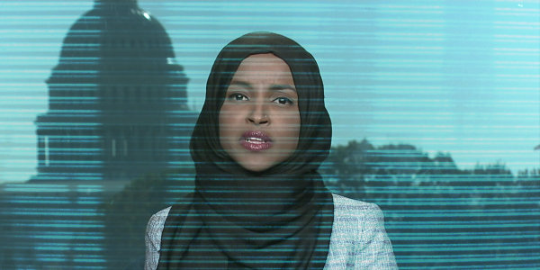 "House Republicans introduce resolution accusing Ilhan Omar of 'anti-American' remarks. It also accuses her of advocating ""for a Marxist form of government that is incompatible with the principles laid out in the founding documents of the United States""…"