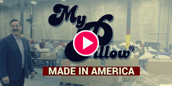 🔴 Made in America: A Behind The Scenes Look Inside The My Pillow Factory…