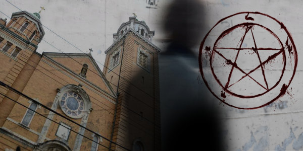 Connecticut 'Satanic' Desecration Marks 11th Attack on Christian Church in the US…