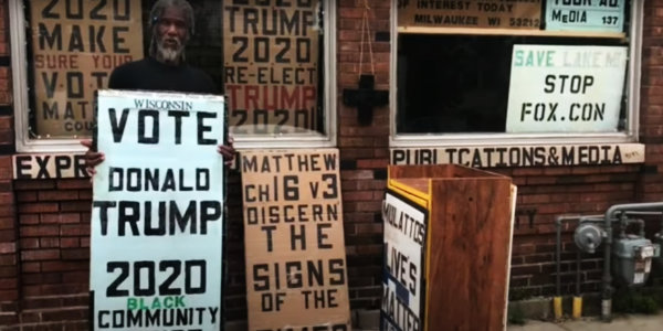 Well Known Black Trump Supporter Shot and Killed in Milwaukee…