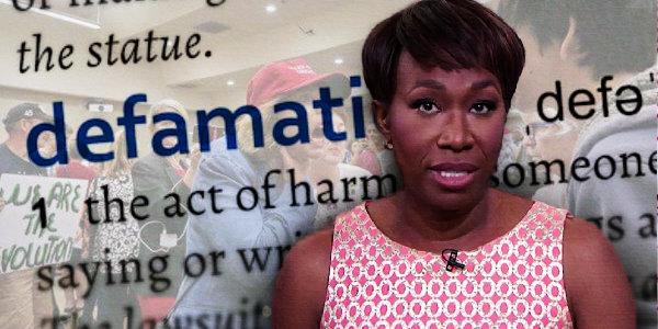 Second Circuit Court of Appeals Revives Libel Suit From Trump Supporter Against MSNBC's Joy Reid…