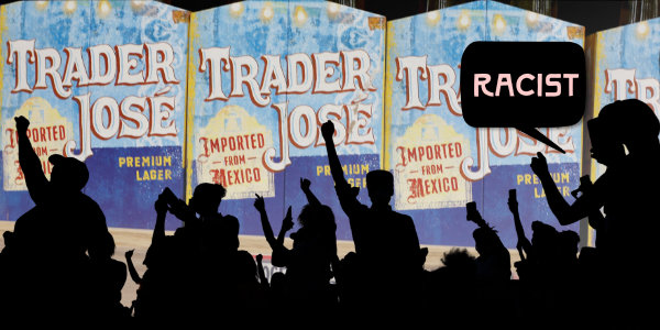 Petition Calls On Trader Joe's Grocery Stores To Change 'Racist packaging' of brands including Trader José's, Trader Ming's…