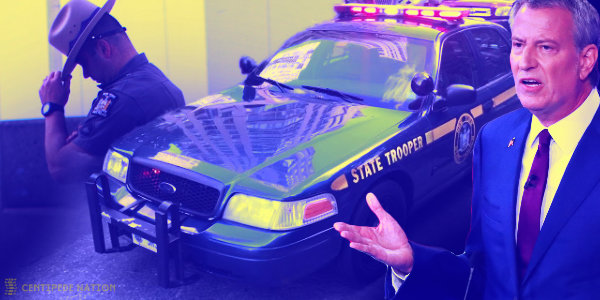 State Troopers Don't Want To Be Stationed In NYC Anymore…