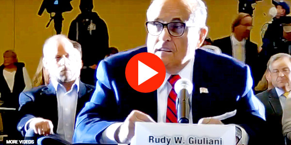 🔴 Giuliani and Witnesses Attend Election Hearing With State Legislatures in Gettysburg, Pennsylvania…