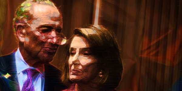 Pelosi & Schumer Have Rejectged 'Four Different Offers' On Stimulus Submitted By The White House…